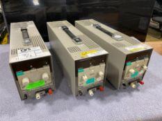 Kikusui Regulated DC Power Supplies DC 0-35V 5A