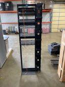 BPI Punch Down Panel Rack