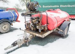 Trailer Engineering diesel driven fast tow pressure washer bowser 2307-0246 VPD