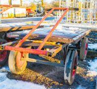 Armorgard 4 wheel trolley A1091739