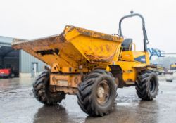 Thwaites 6 tonne swivel skip dumper Year: 2011 S/N: 500332 Recorded Hours: 1830 5010255