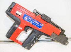 Cartridge nail gun