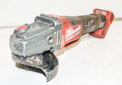 Milwaukee 18v 115mm angle grinder ** No battery or charger **