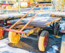 Armorgard 4 wheel trolley AP
