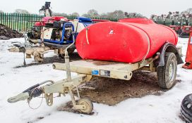 Western 250 gallon fast tow water bowser