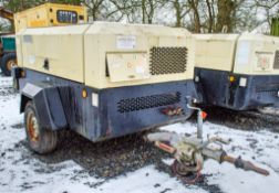 Doosan 771 diesel driven mobile air compressor Year: 2011 S/N: 523087 Recorded Hours: 2314 A595350