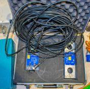 10 tonne load link c/w carry case