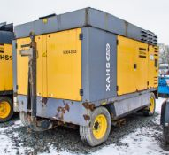 Atlas Copco XAHS 426 900 cfm diesel driven air compressor Year: 2008 S/N: 80706799 Recorded Hours: