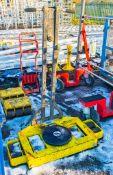 30 tonne machinery trolley H01012