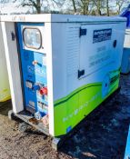Firefly CYG3/24/50 AGM 40 kva hybrid power generator Year: 2016 S/N: 01139 MS5123
