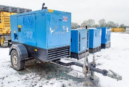Stephill SSDK20 20 kva fast tow diesel driven generator Recorded Hours: 4342 1232MP16 VPD