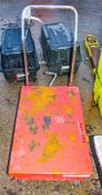 Hydraulic scissor table/trolley 1407-0809