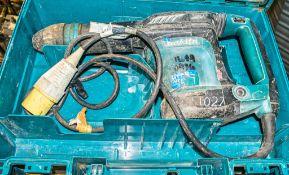 Makita 110v SDS rotary hammer drill c/w carry case