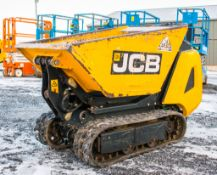 JCB HTD-5 Hi-tip dumper Year: S/N: Recorded hours: hours not displayed (clock broken) PSL015
