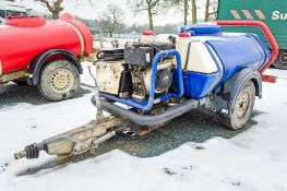Brendon diesel driven fast tow pressure washer bowser VPD ** Tow hitch missing **