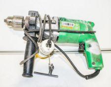 Hitachi 110v power drill