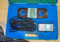Dynafor 12.5 tonne load link c/w carry case