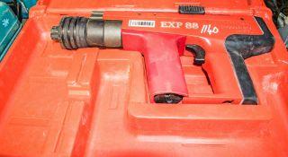 Ace Tornado EXP 88 nail gun c/w carry case