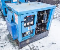 Genset MGMK 10000 10 kva static diesel driven generator Recorded Hours: 15609 MS2565