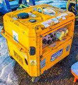 Arc Gen 110v petrol driven welder generator