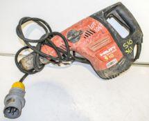 Hilti TE500-AVR 110v SDS rotary hammer drill