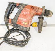 Hilti TE30 C 110v SDS rotary hammer drill