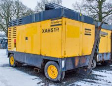 Atlas Copco XAHS 426 900 cfm diesel driven air compressor Year: 2007 S/N: 70629064 Recorded Hours: