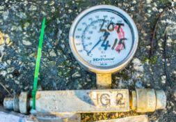Hi Force hydraulic pressure gauge LGHG2