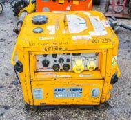 Arcgen petrol driven welder/generator