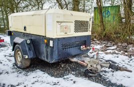 Doosan 771 diesel driven mobile air compressor Year: 2012 S/N: 523152 Recorded Hours: 1645 A577401