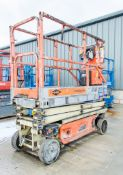 JLG 1930 ES battery electric scissor lift S/N: 029794 Recorded Hours: 243 WOOLPE10