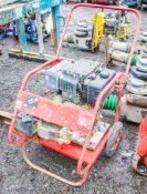 Demon electric start diesel driven pressure washer 1412-0498