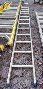 Aluminium ladder A639884