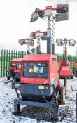 Mosa GE 6000 SX/GS diesel driven tower light/generator Year: 2015 Recorded Hours: 1326 MOSA-0020