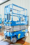Genie GS1932 battery electric scissor lift Year: 2016 Recorded Hours: 100 08830082
