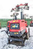 Mosa GE 6000 SX/GS diesel driven tower light/generator Year: 2015 Recorded Hours: 513 13102409