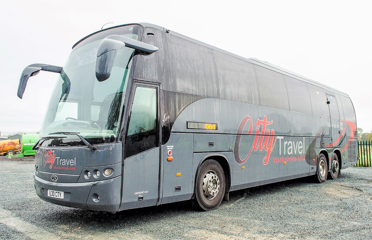 2 - Luxury Coaches and Tour Bus