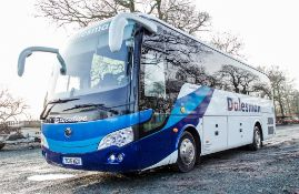 Yutong Baar Abaada 34 seat luxury coach Registration Number: YC16 WZX Date of Registration: 01/07/