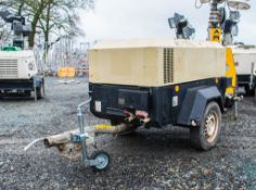 Doosan Ingersoll rand 7/41 diesel driven mobile air compressor Year: 2012 S/N: 431270 Recorded