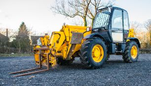 JCB 532-120 12 metre telescopic handler Year: 2001 S/N: 0785213 Recorded Hours: 7729 ** No VAT on
