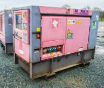 Denyo 25 USE 25 kva diesel driven generator Year: 2012 S/N: 3861359 Recorded Hours: 15150 A628530