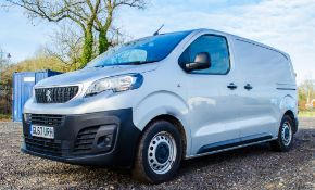 Peugeot Expert HDI diesel driven 3 seat panel van Reg No: GL67 URH  Date of First Registration: 28/