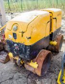 Wacker Neuson RT56 double drum trench roller Year: 2013 c/w remote control A612142