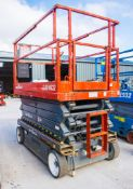 Skyjack SJ4632 battery electric scissor lift  Year: 2014 S/N: 17998 SHB0636