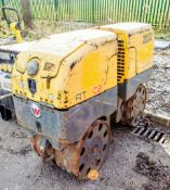 Wacker Neuson RTXSC2 double drum trench rollers c/w remote control Year: 2014 A642068