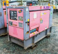 Denyo 25 USE 25 kva diesel driven generator Year: 2012 S/N: 3861357 Recorded Hours: 16367 A628528