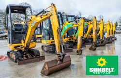 2 Day Contractors Plant Auction, including National Hire Company Machinery
