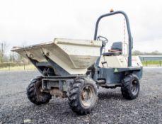 Benford 3 tonne swivel skip dumper Year: 2006 S/N: E604*2010 Recorded Hours: 2398 1274
