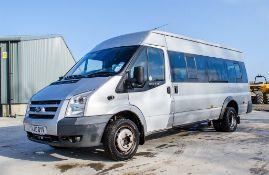 Ford Transit 115 T430 Trend 16 seat minibus Registration Number: AJ10 DYV Date of Registration: 31/