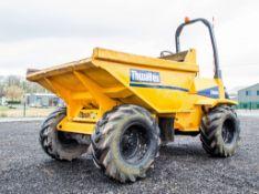 Thwaites 6 tonne straight skip dumper Year: 2003 S/N: 3.A2136 Recorded Hours: 4649